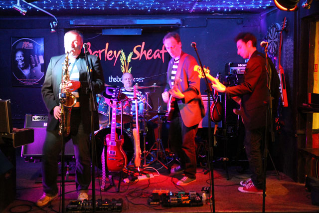 The Barley Sheaf 2